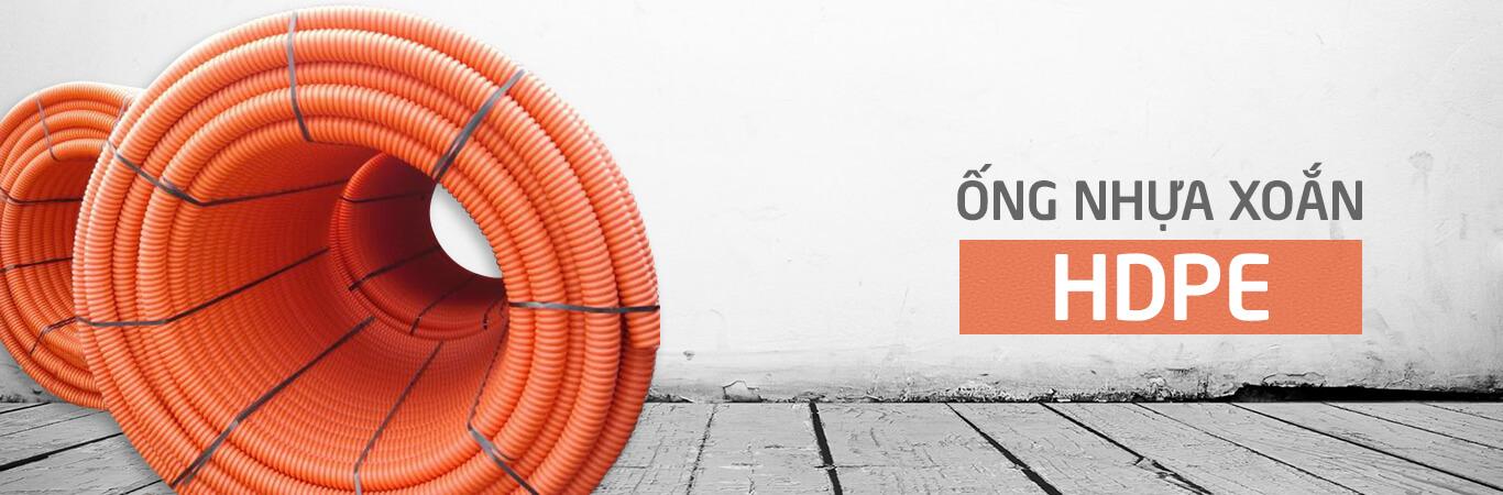 tiêu chuẩn ống nhựa xoắn hdpe