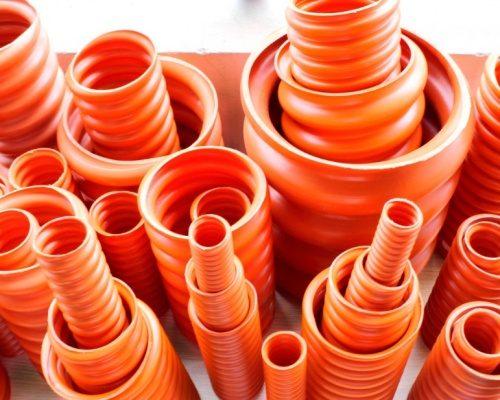 hình ảnh ống nhựa gân xoắn tại An Đạt Phát